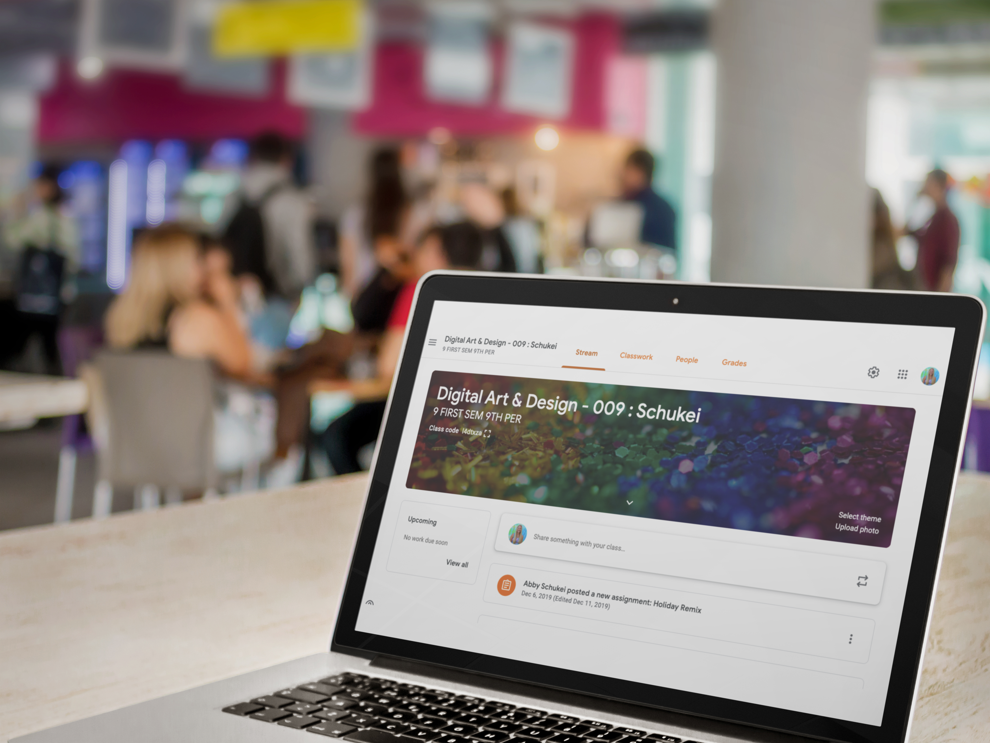 How To Use Google Classroom In The Art Room The Art Of Education University