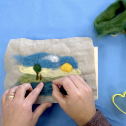 Needle Felting Basics